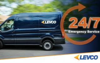 24/7 emergency service van