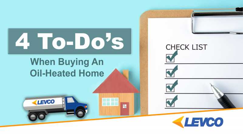 4 to-do's when buying an oil-heated home