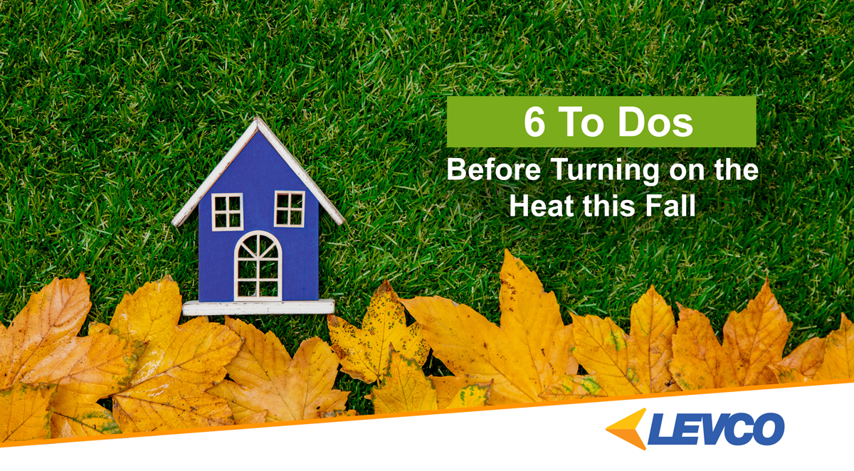 6 To-do's Before Turning On The Heat This Fall