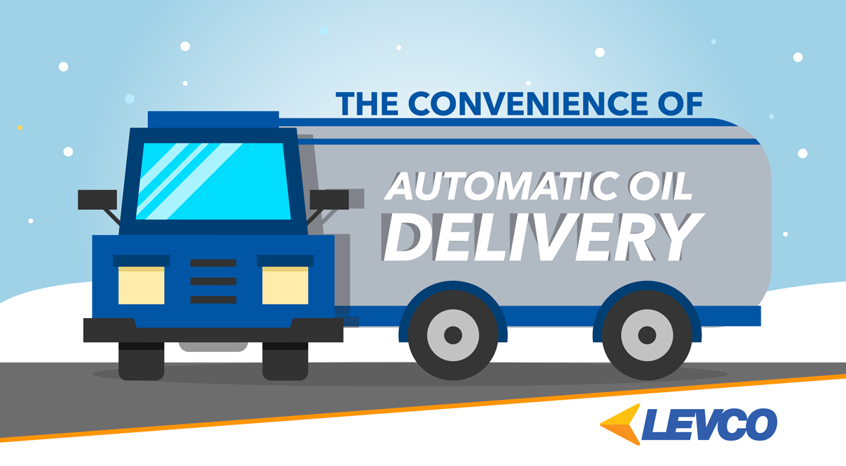 The Convenience of Automatic Oil Delivery