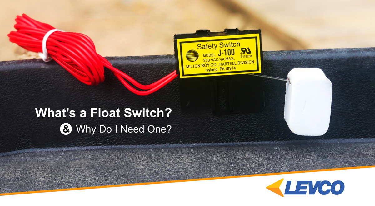 What's a Float Switch and Why Do I Need One?