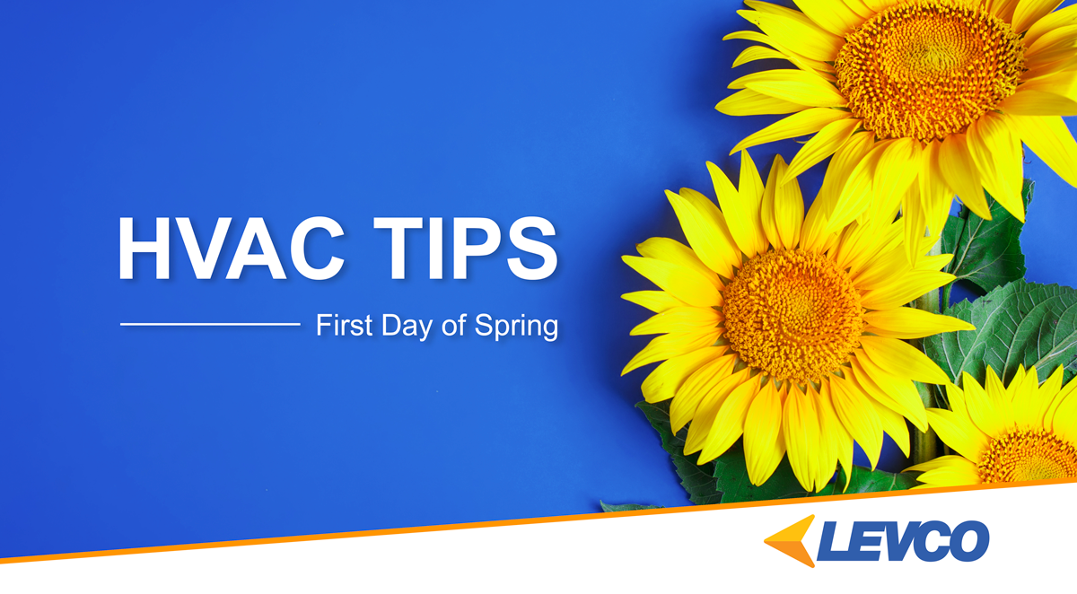 HVAC Tips: The First Day of Spring