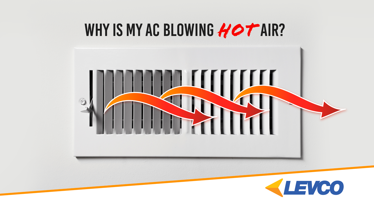 Why is My AC Blowing Hot Air?
