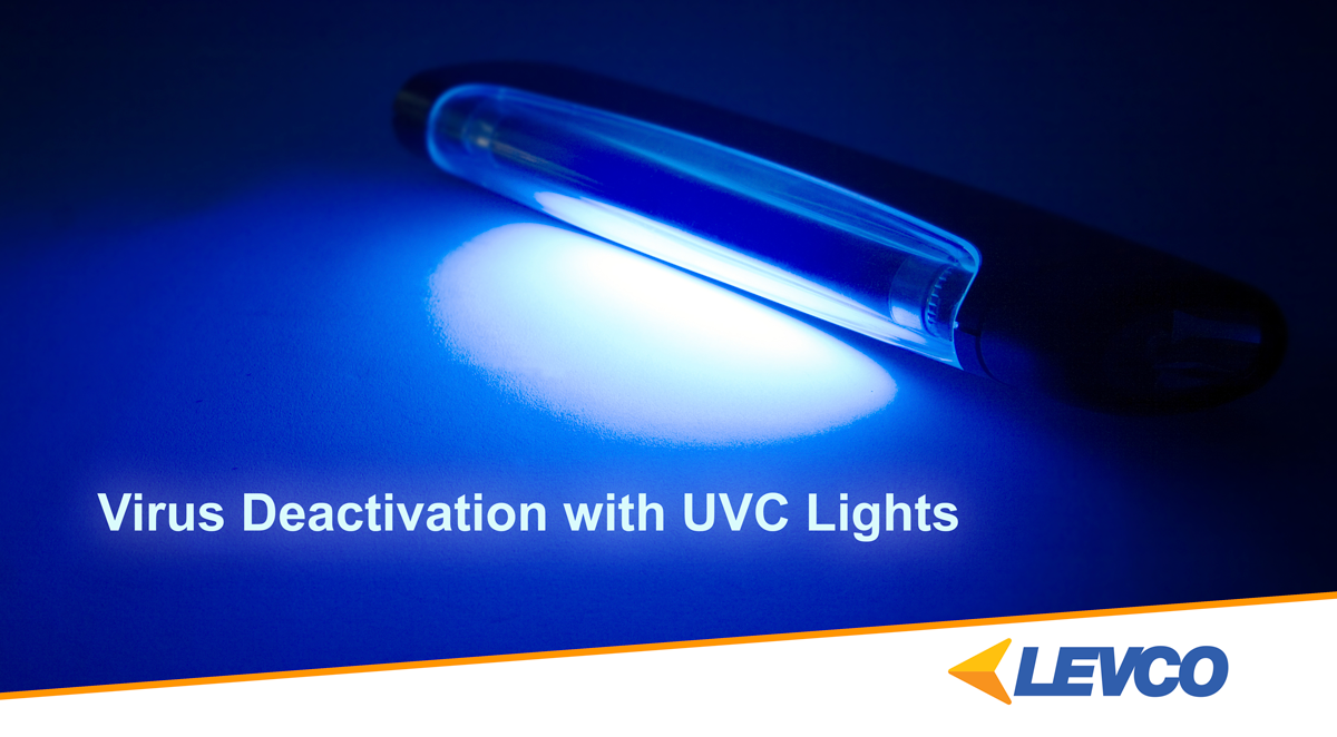 Virus Deactivation with UVC Lights