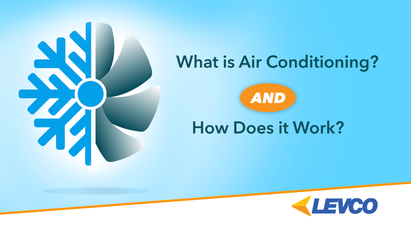 What is air conditioning and how does it work?