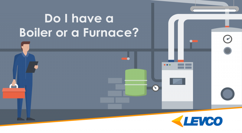 Do I have a furnace or a boiler?