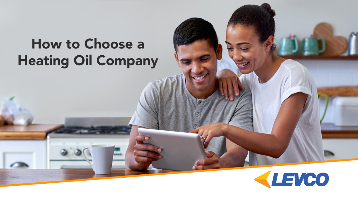 How to Choose a Local Heating Oil Company