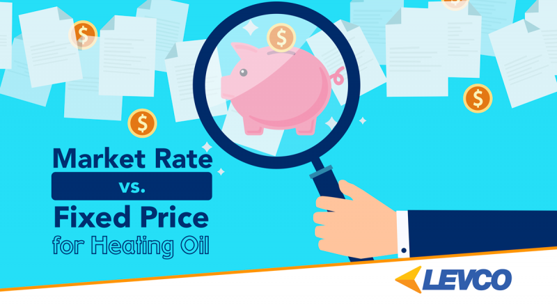 market rate vs fixed price for heating oil